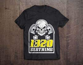 #12 for Design a Logo for 1320 Clothing by wakjabit