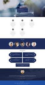 Nro 8 kilpailuun Re-design static HTML webpage for our company käyttäjältä logodesire