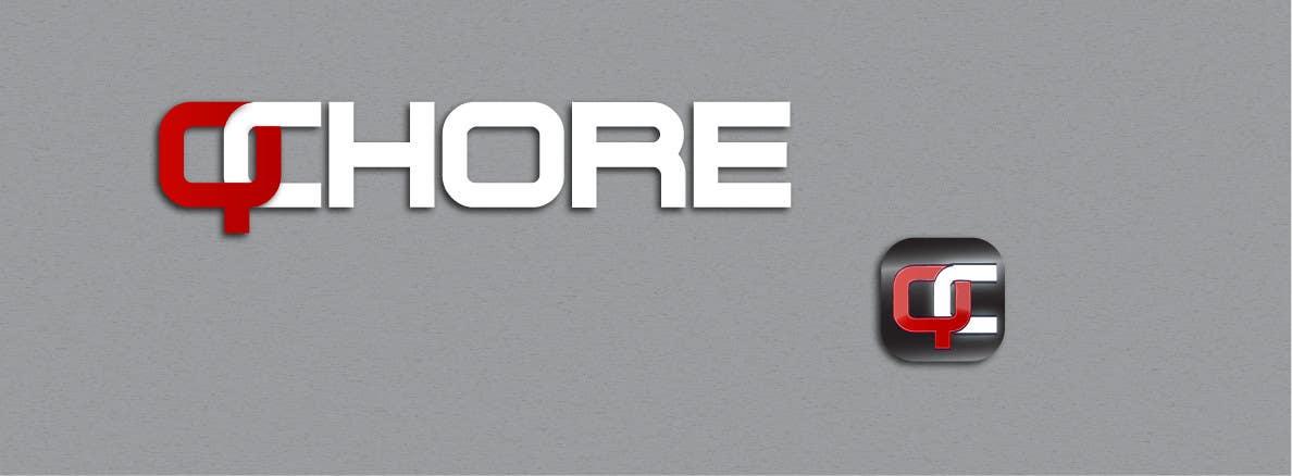 """Penyertaan Peraduan #65 untuk Design company Logo """"QCHORE"""""""