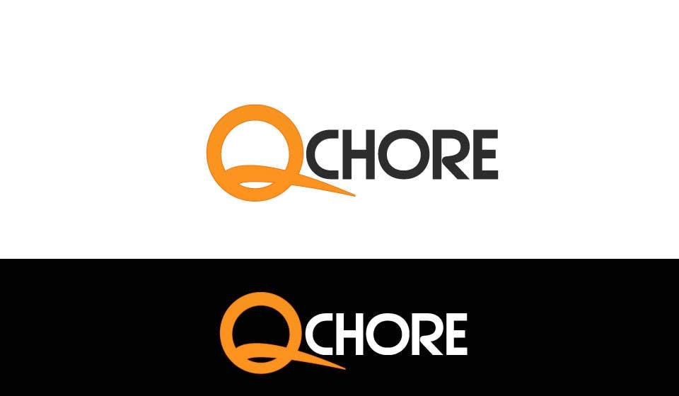 """Penyertaan Peraduan #61 untuk Design company Logo """"QCHORE"""""""