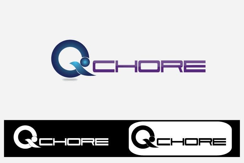 """Penyertaan Peraduan #62 untuk Design company Logo """"QCHORE"""""""