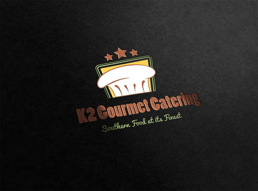 Contest Entry #                                        100                                      for                                         Design a Logo for K2 Gourmet Catering