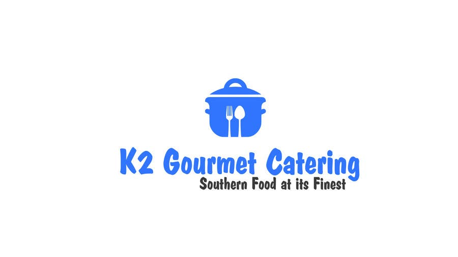 Contest Entry #                                        6                                      for                                         Design a Logo for K2 Gourmet Catering