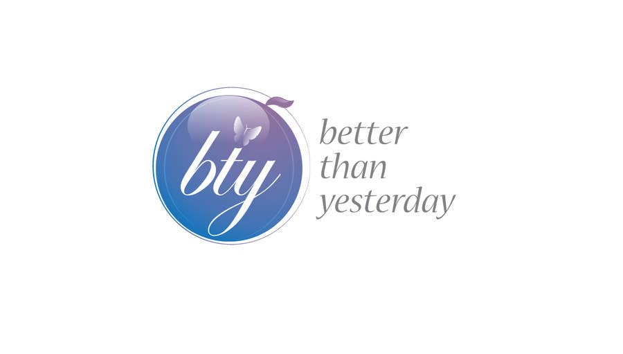 #232 for Design a Logo for Better Than Yesterday by Graphopolis