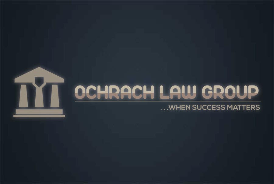 Konkurrenceindlæg #                                        85                                      for                                         Design a Logo for Ochrach Law Group