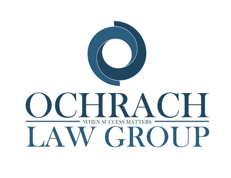 Konkurrenceindlæg #                                        132                                      for                                         Design a Logo for Ochrach Law Group