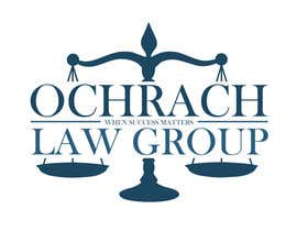 #138 untuk Design a Logo for Ochrach Law Group oleh bradchurch