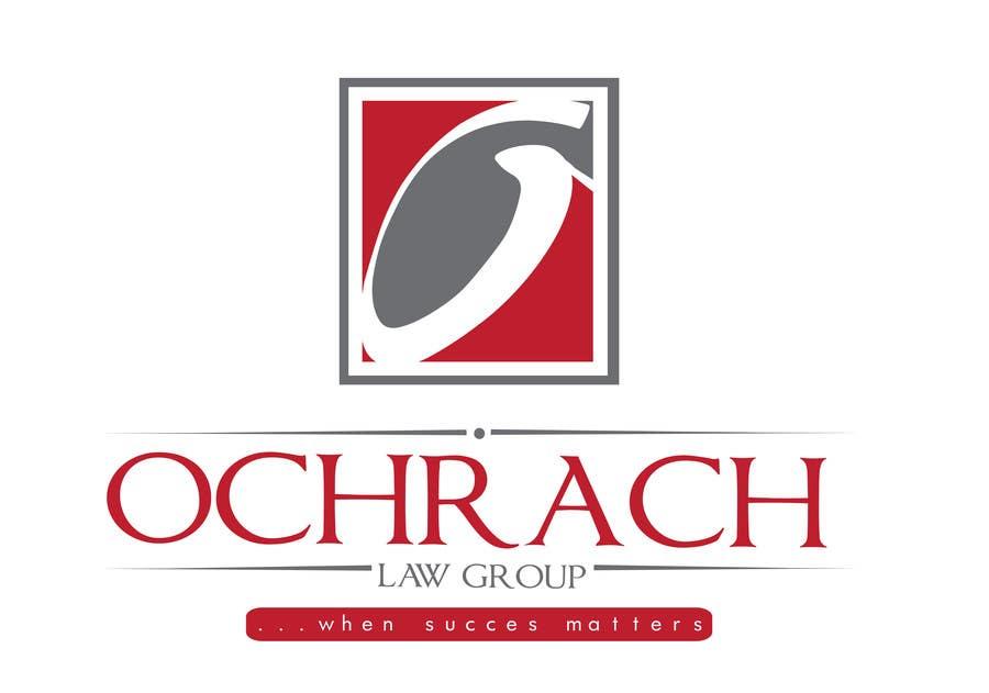 Konkurrenceindlæg #                                        96                                      for                                         Design a Logo for Ochrach Law Group
