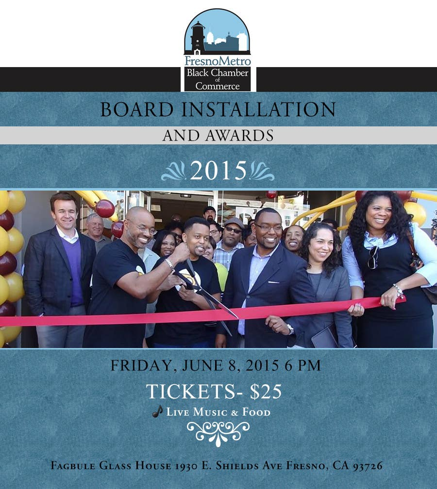 Contest Entry #                                        10                                      for                                         Chamber Board Installation Event