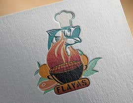 #13 for Re-Design a Logo for New US Restaurant Called Flavas af fuentesmarvel