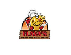 #47 for Re-Design a Logo for New US Restaurant Called Flavas by Helen2386