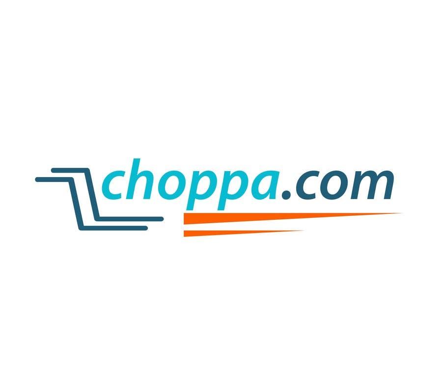 Kilpailutyö #35 kilpailussa Design a Logo for Choppa.com