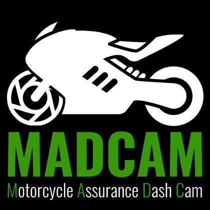 Konkurrenceindlæg #                                        7                                      for                                         Design a Logo & App Icon for MAD Cam (Motorcycle Assurance Dash Cam app)
