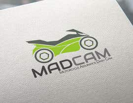#10 cho Design a Logo & App Icon for MAD Cam (Motorcycle Assurance Dash Cam app) bởi juanjenkins