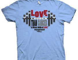 "#17 untuk Design a T-Shirt for Kodiak CrossFit Presents: ""A Whole WOD of Love"" oleh AndyCamerai"