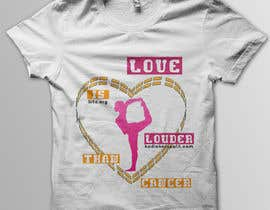 "#21 untuk Design a T-Shirt for Kodiak CrossFit Presents: ""A Whole WOD of Love"" oleh Cv3T0m1R"