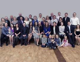 nº 7 pour 4 Generation family photo edit par safii92