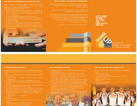 #19 para Design a  A5 Tri fold Brochure (A5 when closed) for a Not for Profit Foundation por barinix