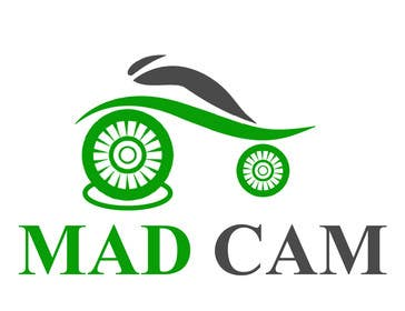 #17 cho Design a Logo for MAD cam bởi darkavdarka