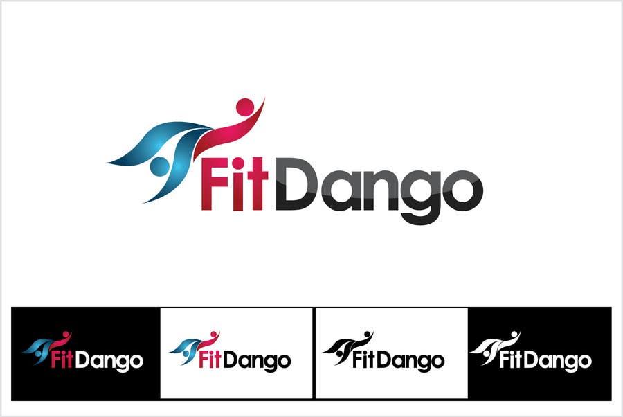 Kilpailutyö #53 kilpailussa Design a Logo for FitDango