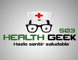 #11 untuk HEALTH PRODUCT BRAND AND LOGO: HEALTHGEEK 503 oleh SCREAMSAM