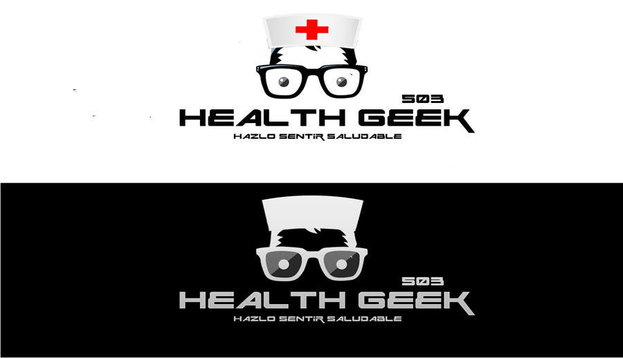 Contest Entry #                                        12                                      for                                         HEALTH PRODUCT BRAND AND LOGO: HEALTHGEEK 503