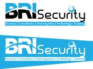 Design a Logo for BRI Security için Graphic Design89 No.lu Yarışma Girdisi