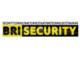 #3 for Design a Logo for BRI Security by r00tt