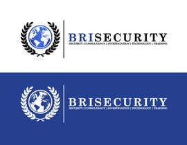 #91 for Design a Logo for BRI Security by chaturvedi01