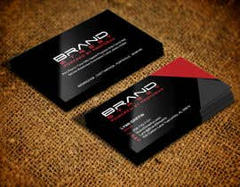 nº 113 pour Design some Business Cards for New Business par Mondalstudio