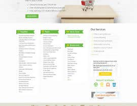#19 untuk Design a Website Mockup for TheGreenOffice.com oleh alpyraj81