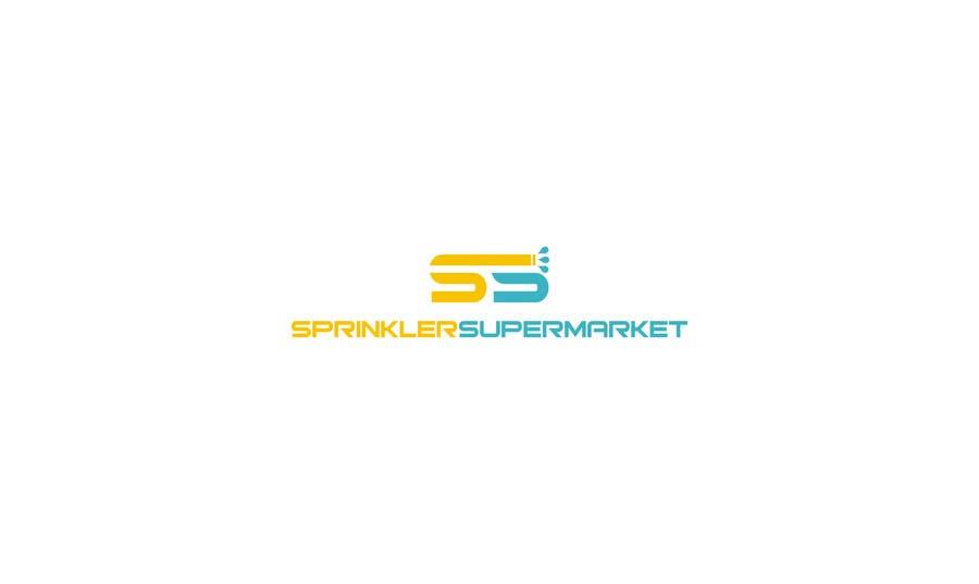 Proposition n°                                        11                                      du concours                                         Design a Logo for SprinklerSupermarket.com