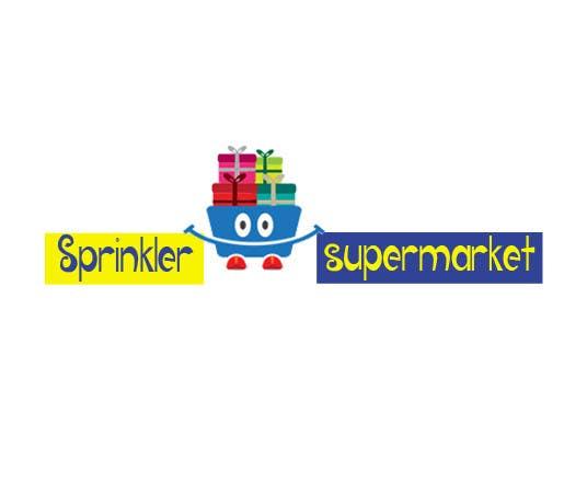 Konkurrenceindlæg #                                        51                                      for                                         Design a Logo for SprinklerSupermarket.com
