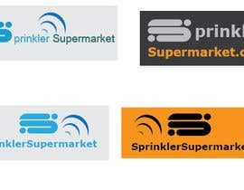 #9 for Design a Logo for SprinklerSupermarket.com af lussymark