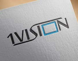 #51 for We need new logo for advertising company 1Vision af HebaWadud