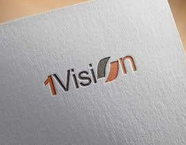 #39 for We need new logo for advertising company 1Vision by riyutama