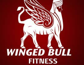 #28 for Winged Bull Fitness Logo by pactan