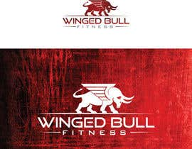 #1 for Winged Bull Fitness Logo af AWAIS0