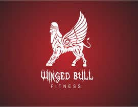 #26 for Winged Bull Fitness Logo by rasithagamage