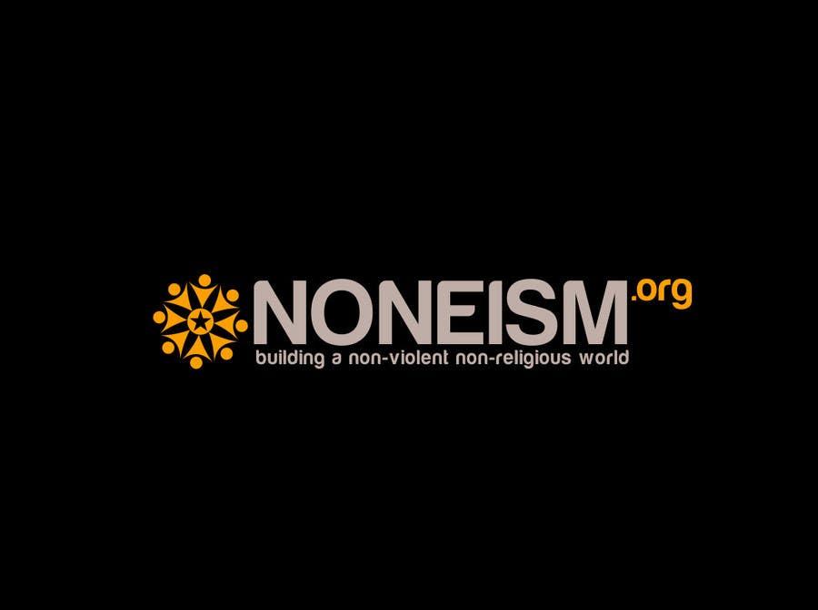 Design a Logo for noneism.org için 63 numaralı Yarışma Girdisi