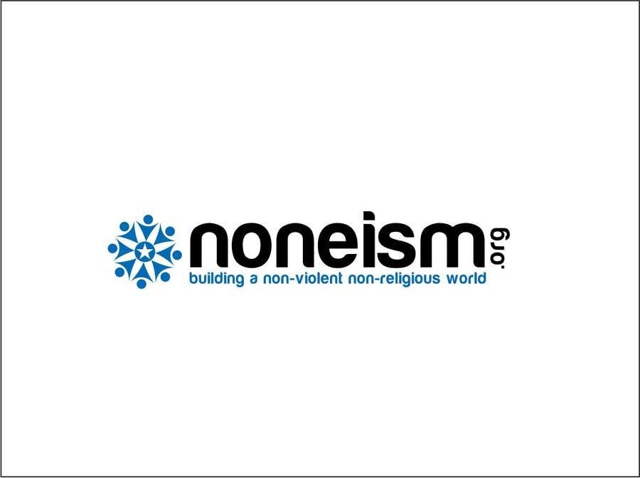 Design a Logo for noneism.org için 76 numaralı Yarışma Girdisi