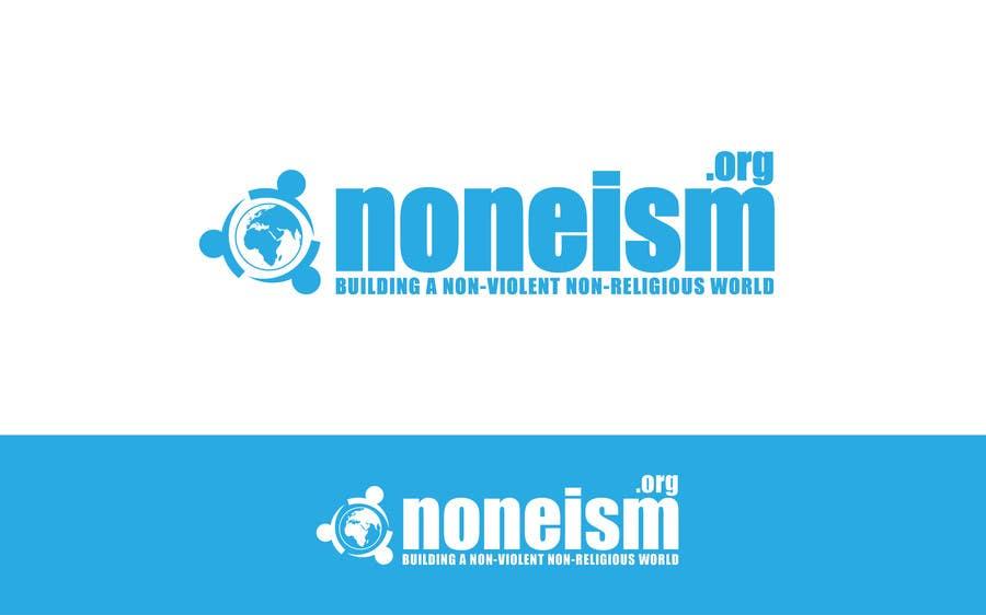 Kilpailutyö #55 kilpailussa Design a Logo for noneism.org