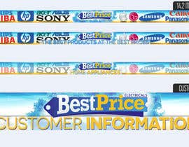 #13 cho Design a Banner for Electronic store Best Price bởi MladjaCode