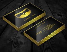 nº 11 pour Design some Business Cards for abaya shop par Mondalstudio