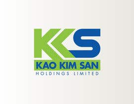 #55 para Design a Logo for Kao Kim San Holdings Limited por baggsie138