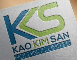 #32 para Design a Logo for Kao Kim San Holdings Limited por moro2707