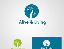 nº 76 pour Design a Logo for Alive and Living par abdofrahat