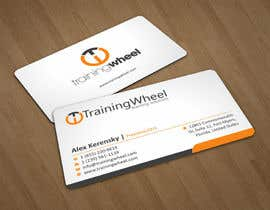 #37 para Develop a Corporate Identity for TrainingWheel por ezesol