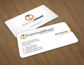 #38 para Develop a Corporate Identity for TrainingWheel por ezesol