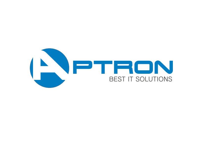 "Contest Entry #                                        36                                      for                                         Design a Logo for ""APTRON"""